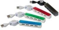 Dicota Branch Mini 4-Port USB 2.0