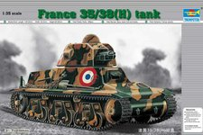Trumpeter H-39 SA 18 France (0351)