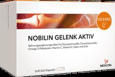 Medicom Nobilin Gelenk Kapseln 4 x 120 Stk.