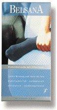 BELSANA Soft Diabetiker Socke 4 beige mit Silberfaser