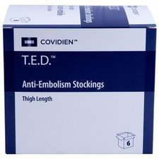Covidien Ted Anti Thrombose Str. O.Insp. Kl/Norm. Whi3130 (2 Stk.)