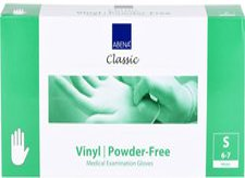 ABENA Handschuhe Vinyl Small Puderfrei 4424 (100 Stk.)
