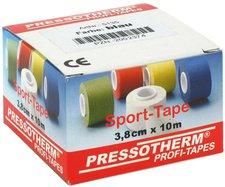 ABC GmbH Pressotherm Sport-Tape 3,8 cm x 10 m Blau (1 Stk.)