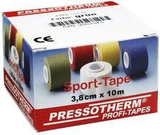 ABC GmbH Pressotherm Sport-Tape 3,8 cm x 10 m Gruen (1 Stk.)