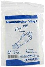 Dr. JUNGHANS Handschuhe Anti Aids 50800 2 Stk.