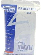 Dr. JUNGHANS Dreiecktuch Schwarz 90 x 90 x 127 31400 (1 Stk.)