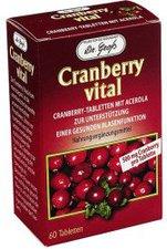 Dr. Groß Cranberry Vital Tabletten (60 Stk.)