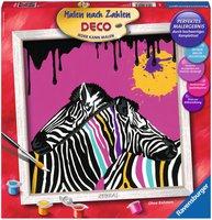 Ravensburger Malen nach Zahlen Zebras