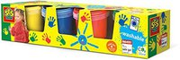 SES Creative Fingerfarben 4 x 150 ml (00305)