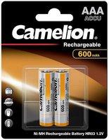 Camelion 2x AAA / HR03 NH-AAA600