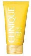 Clinique Sun SPF 15 Face/Body Cream