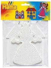 malte haaning Plastic Stiftplatten Prinzessin und Haus (4457)
