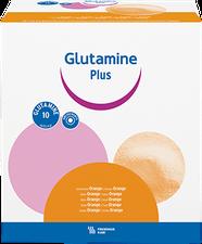 Fresenius Glutamine Plus Orange Pulver 30 x 22.4 g