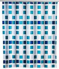 Wenko Mosaik Duschvorhang 180 cm