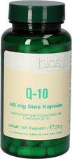 Bios Q 10 Kapseln 60 mg Bios (100 Stk.)