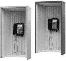 FHF Telefon-Schallschutzhaube 404 Kunststoff