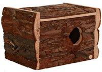 Trixie Nistkasten aus Naturholz (30 × 20 × 20 cm)