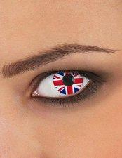Union Jack Kontaktlinsen