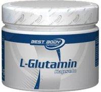 Best Body Nutrition L-Glutamin Kapseln