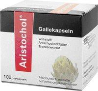 Steiner Arzneimittel Aristochol Gallekapseln (100 Stk.) (PZN: 02061508)