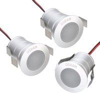 Osram LED-Einbauspot 3er Set 80220-80