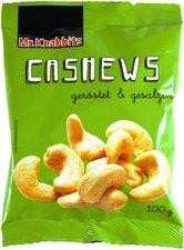 Mr. Knabbits Cashews (100 g)
