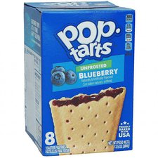 Kellogg Company Poptarts Frosted Blueberry (416 g)