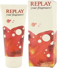 Replay Your Fragrance Woman Body Lotion (200 ml)