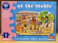 Orchard Toys Im Pferdestall