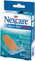 3M Medica Nexcare Aqua Pflaster N1205DM (5 Stk.)