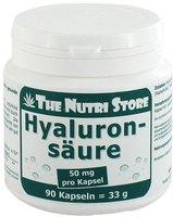 Hirundo Products Hyaluronsäure 50 mg Kapseln (90 Stück)