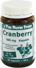 Hirundo Products Cranberry 500 mg Kapseln (90 Stk.)