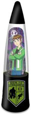 Spearmark Ben 10 Alien Force Glitter Lamp