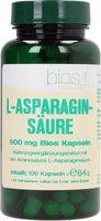 Bios L-asparaginsaeure 500 mg Kapseln (100 Stk.)