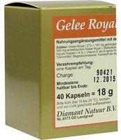 Diamant Natuur B.V. Gelee Royal 1x1 Pro Tag Kapseln (40 Stk.)