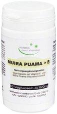 G&M Naturwaren Muira Puama 500 Vegi Kapseln (60 Stk.)