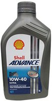 Shell Advance Ultra 4 10W-40 (1 l)