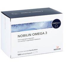 Medicom Nobilin Omega 3 Kapseln (120 Stk.)