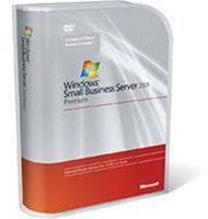 Microsoft Windows Small Business Server 2008 Premium OEM (Reseller Option-Kit) (5 User) (EN)