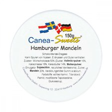 Canea Pharma Hamburger Mandel Canea (150 g)