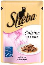 Sheba Essence Mini-Filets mit Lachs in Sauce (85 g)