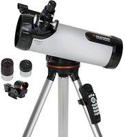 Celestron Teleskop LCM 114 Newton-Reflektor