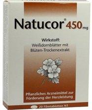 Rodisma Natucor 450 mg Filmtabletten (20 Stk.)