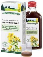 Schoenenberger Johanniskraut-Saft (200 ml)