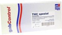 Gabmed Drogentest Thc 20 Spezial Teststreifen 10 Stück