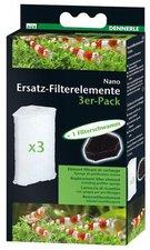 DENNERLE Ersatz-Filterelement für Nano Eckfilter 3 Stück