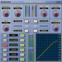 Sonnox Oxford Dynamics (native/TDM)