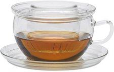 Trendglas Tasse Tea Time - G, 0,3 Liter