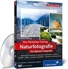 Rheinwerk Verlag Das Photoshop-Training für digitale Fotografie: Landschaft & Natur (Win) (DE)