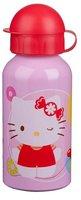 p:os handels GmbH Trinkflasche Hello Kitty 400 ml